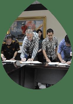 Kemitraan Pemerintah–Swasta–Komunitas