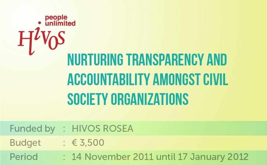 Penabulu Foundation – Civil Society Resource Organization